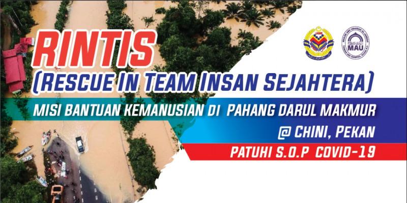 Misi Bantuan Banjir Pahang, Darul Makmur