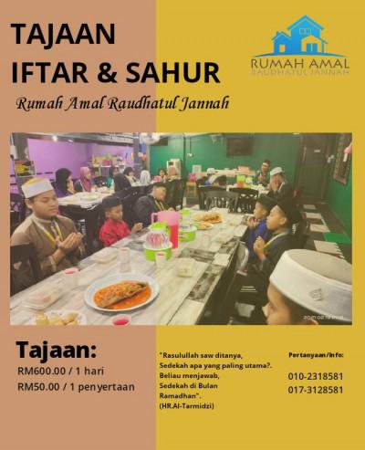 Dana Ramadhan dan Syawal 1442H
