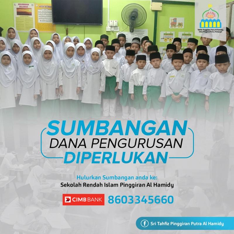 Sumbangan Pengurusan Dan Baik Pulih Sekolah