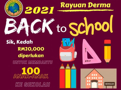 Rayuan Derma Back To School 2021
